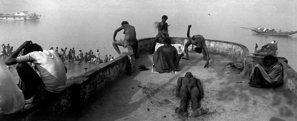 Изумляющая Индия в объективе легендарного Рагху Рая 36