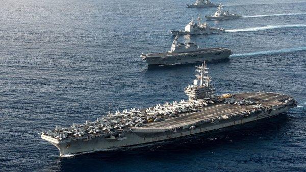 """США против Северной Кореи: день """"Д"""" настал?"""