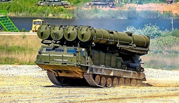 Сирия: радары С-300 засекли …