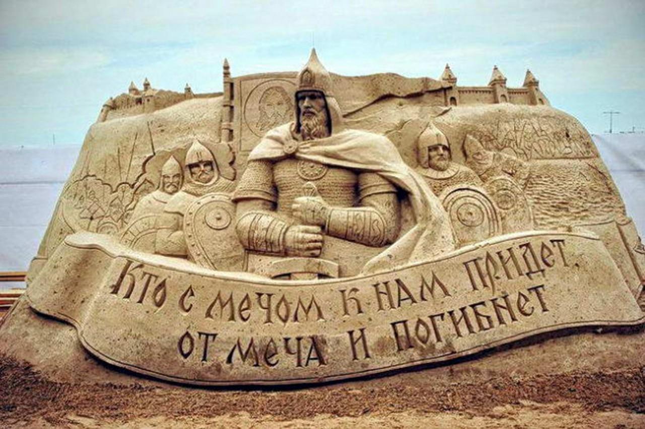 Споры о рае: кто с мечом к нам придёт…