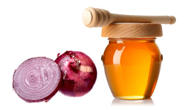 Домашний луковый сок с медом для лечения выпадения волос