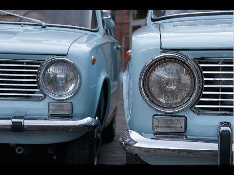 Фото различия ВАЗ 2101 седан…