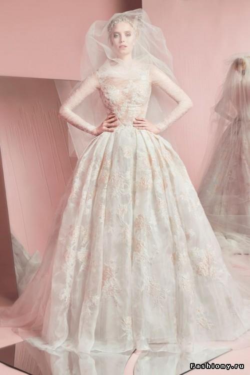 Свадебная мода от Zuhair Murad