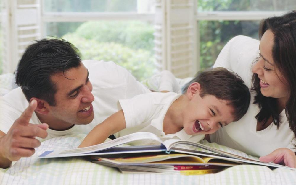 Роль семьи в успешном воспитании детей дошкольного возраста