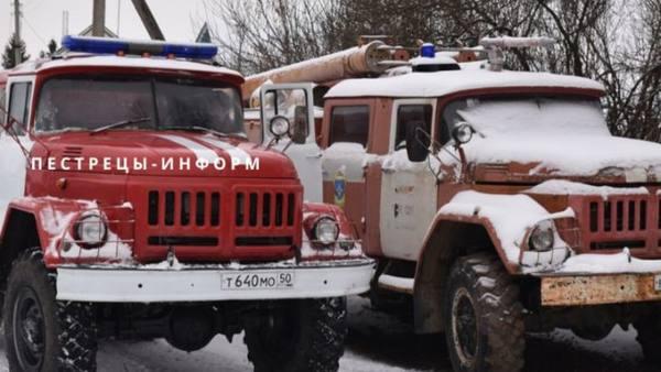 В Пестречинском районе сельчане на средства самообложения купили пожарную машину