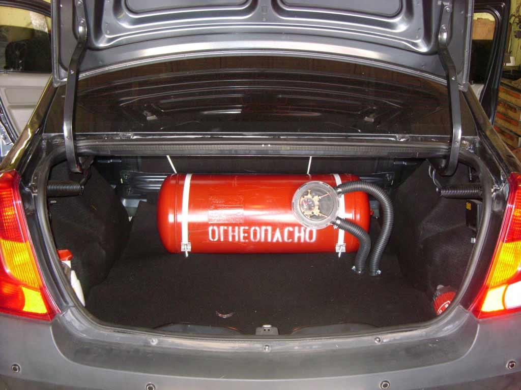 Машина с ГБО: насколько выгодно ездить на газе