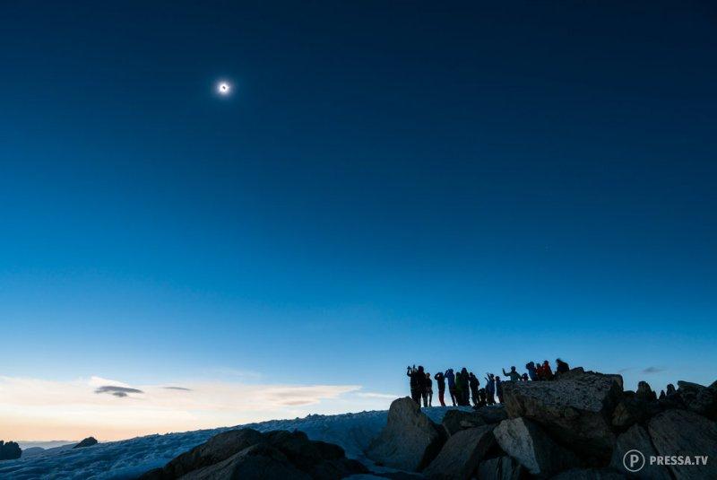 Яркие фотографии с разных концов света - участники международного конкурса