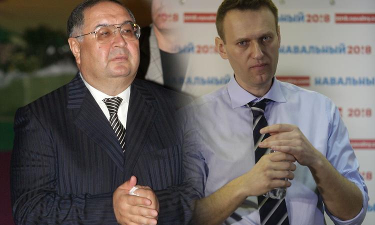 Навальный предложил Усманову устроить дебаты на ТВ