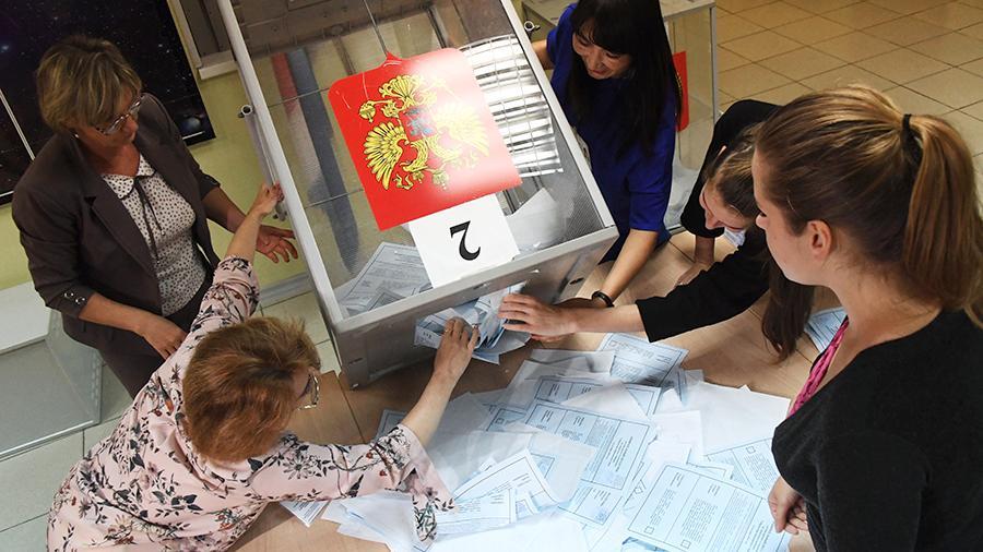 ЦИК утвердил решение о рекомендации отменить итоги выборов в Приморье