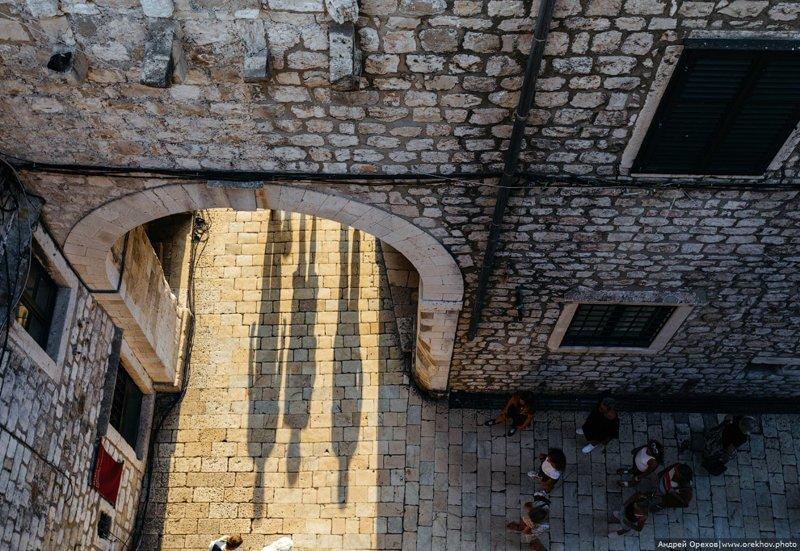 Город Дубровник Дубровник, город, фоторепортаж