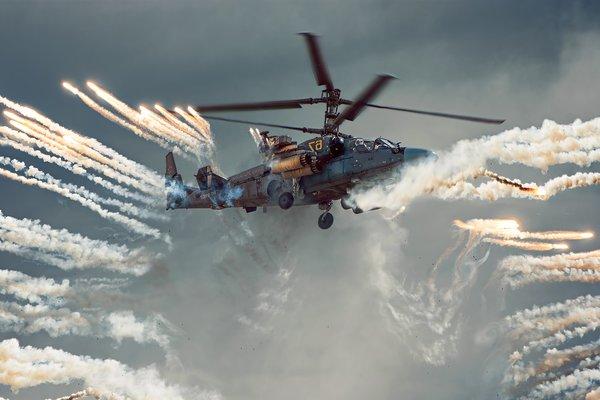 «Убегали все, но тут, внезапно, появился вертолет РФ»: американцы о подвиге летчиков РФ в Сирии