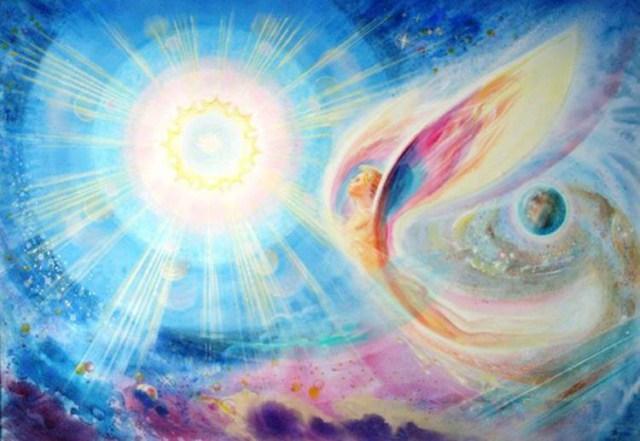 Энергии Космоса. Творец и Превеликая Сила.