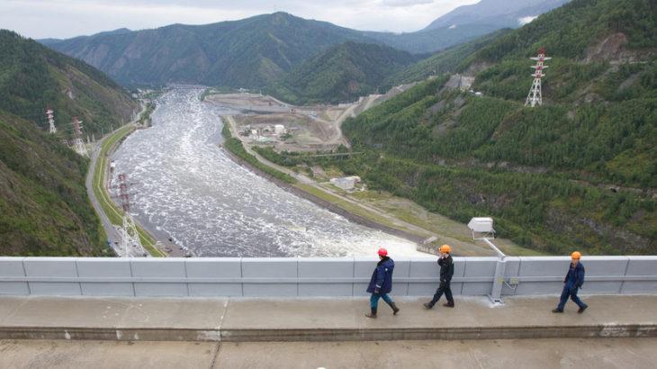 В зоне затопления Саяно-Шушенской ГЭС нашли древнюю мумию