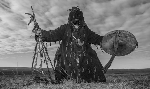 Истории про шаманов. Арангас. Месть шамана