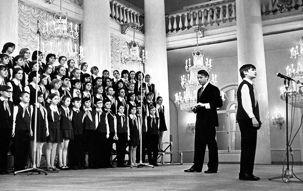 Юные певцы Большого детского хора СССР: где они сейчас?