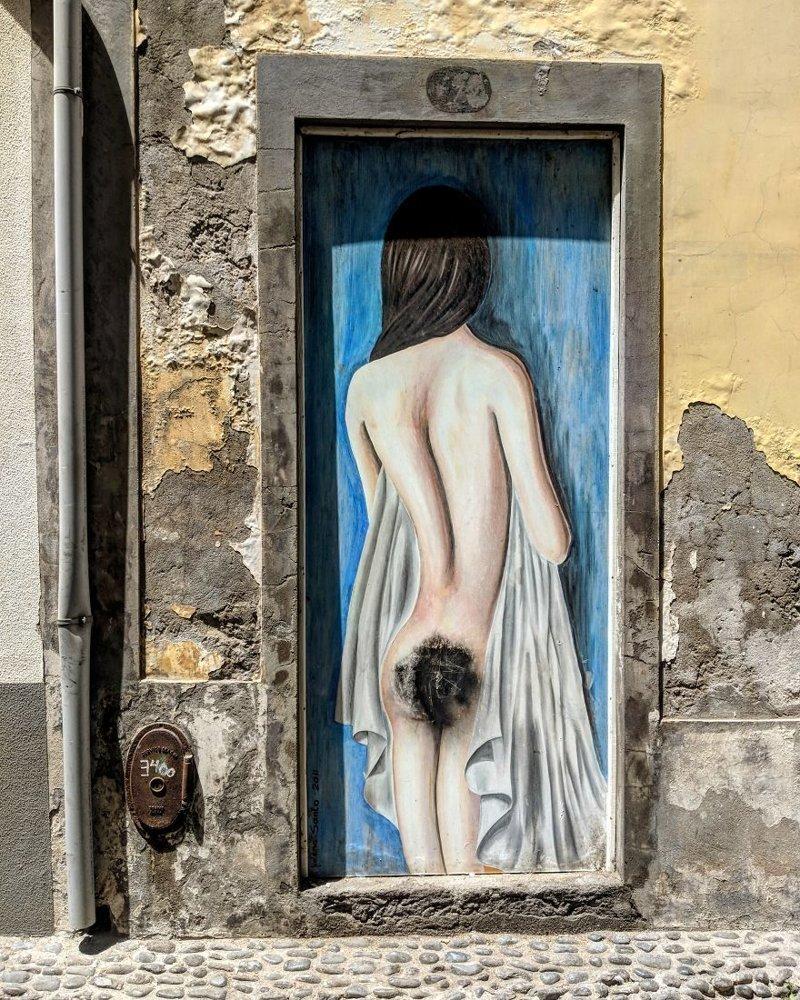 20. дверь, картина, мадейра, португалия, путешествие, фотография, фотомир