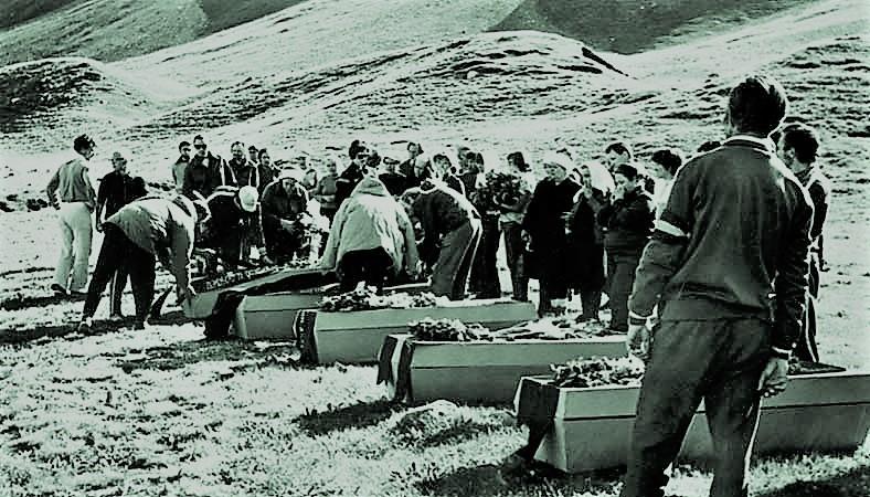 Последний приют на «Поляне эдельвейсов». СССР, альпинизм, трагедия