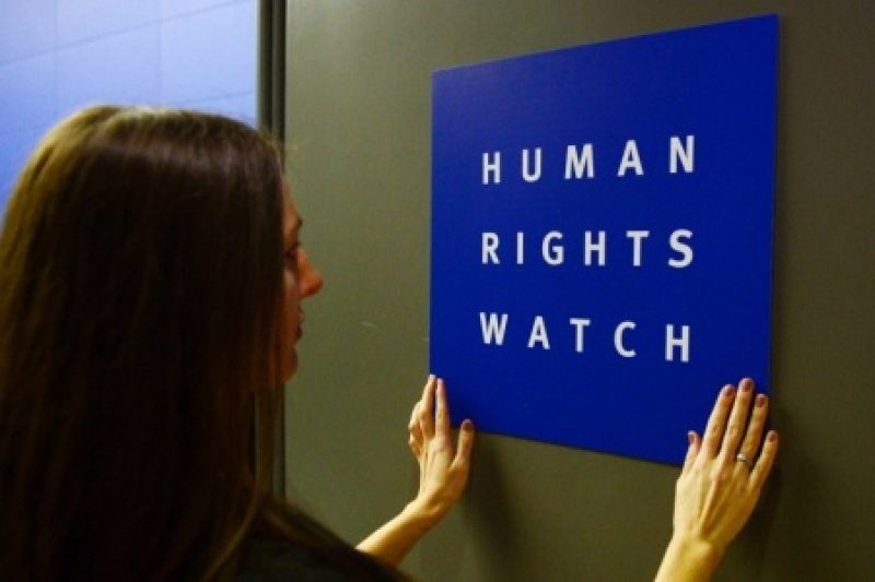 Human Rights Watch призвала Порошенко отменить запрет на доступ к российским сайтам