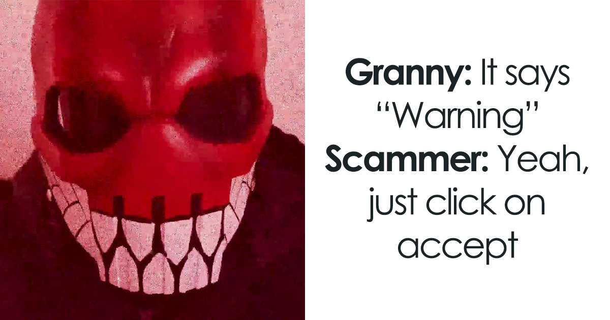 Scammer Tries To Scam 83-Year-Old 'Grandma', Ends Up Getting A Lesson Of A Lifetime