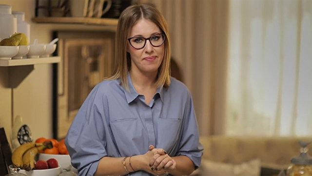 Телеведущая Собчак примет участие в выборах президента РФ