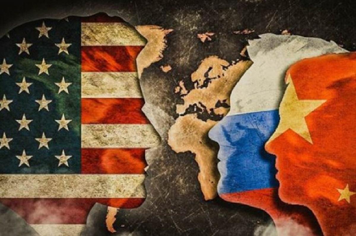 Второй фронт: Китай официально назначен «главным» врагом Америки