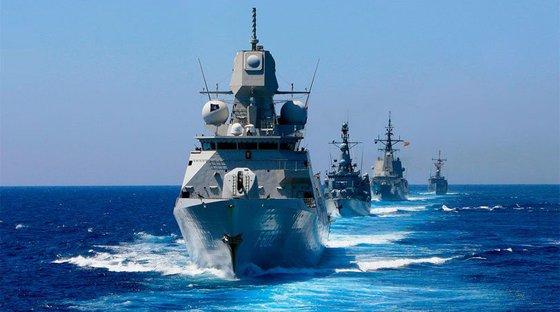 Как Россия остановит корабли…