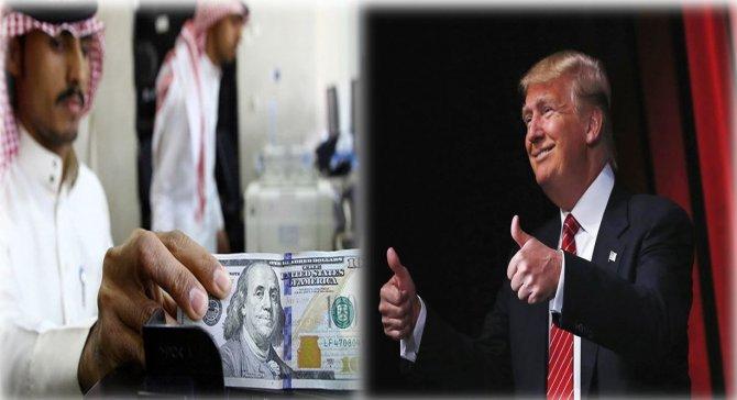 «Саудовская Аравия купила Трампа»