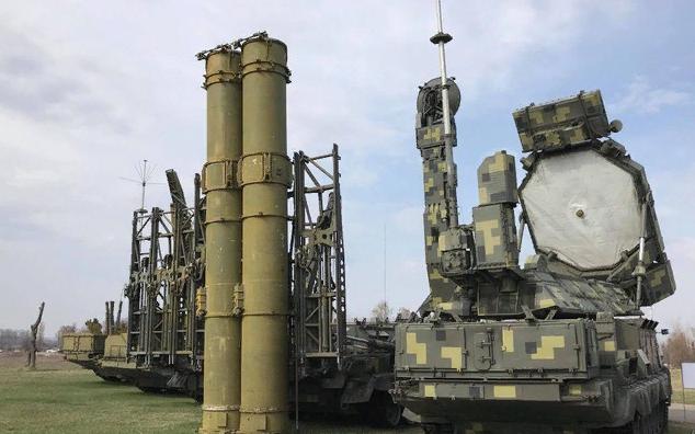 Украина «слила» США и Израилю характеристики С-300