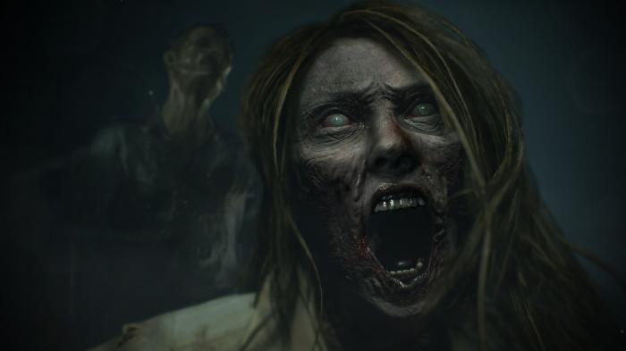 Resident Evil 2 - геймплей и…