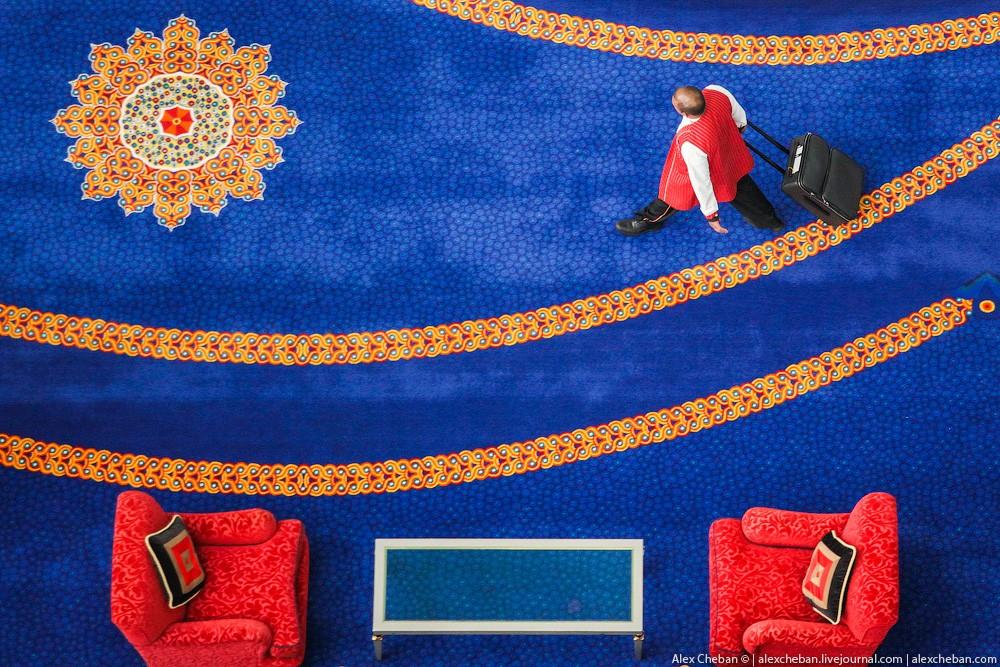BurjAlArab51 Золото для шейхов и олигархов: самый дорогой номер в семизвездочном отеле Burj Al Arab