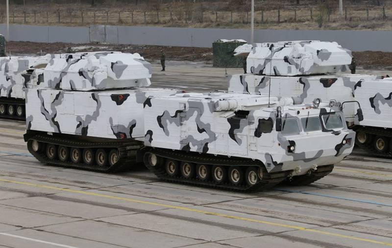 """Арктические ЗРК """"Тор-М2ДТ"""" успешно завершили стрельбовые испытания"""