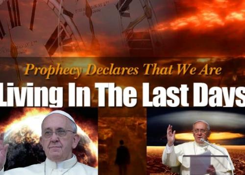 Кто имеет такую силу, чтобы запретить всем мировым СМИ сообщать о высказываниях Папы Франциска по поводу приближения…?