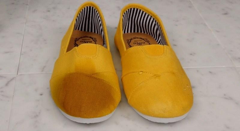 Прочная и непромокаемая обувь за 2 минуты. Как я счастлив, что знаю этот трюк