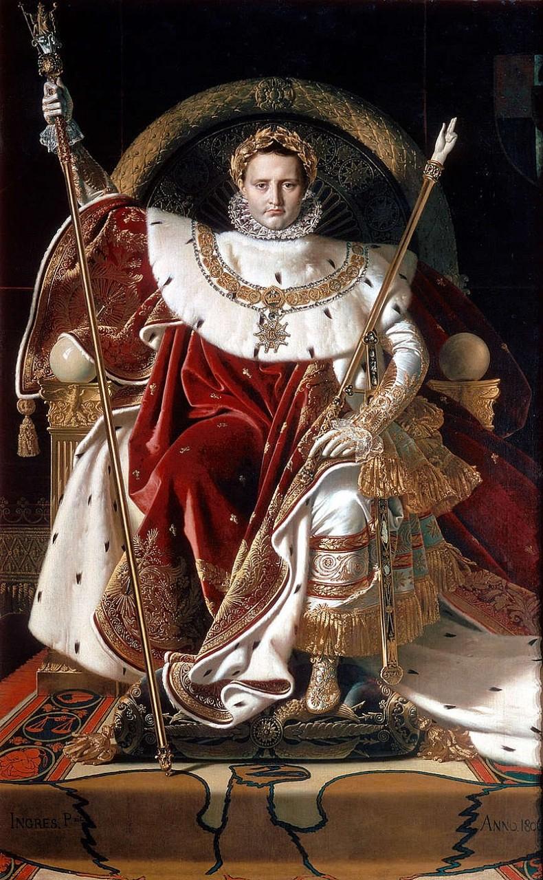 Наполеон и женщины: Пять историй не о любви. Блудница, сводня, противница, оппонентка и героиня войны
