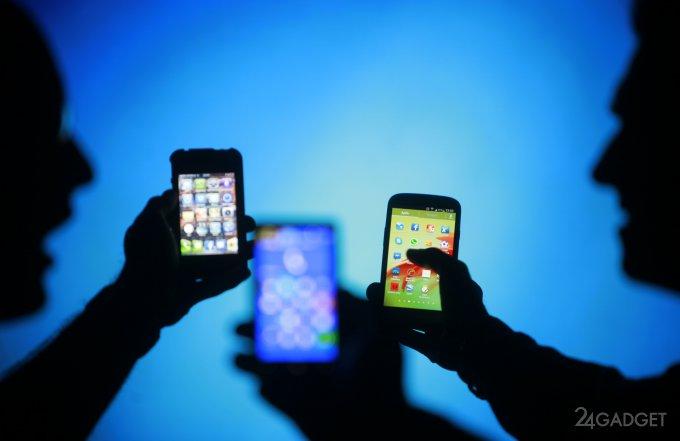 В 45 моделях смартфонов из Китая обнаружены встроенные вирусы