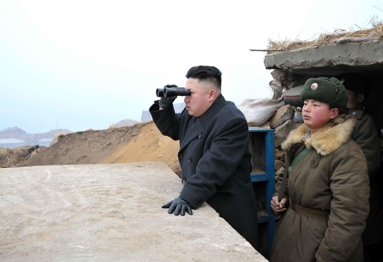 Ким Чен Ын. Фото: GLOBAL LOOK press