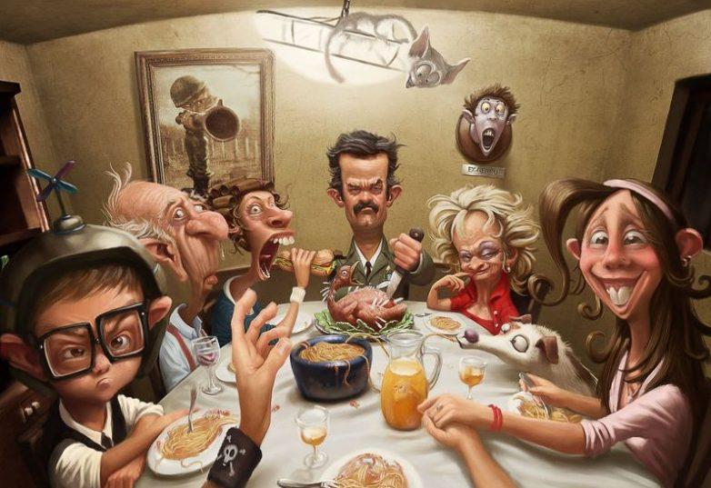 10 вещей, которые лучше держать в секрете от родственников