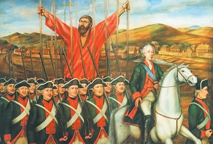 pugachev s rebellion View essay - catherine the great from world hist mmmmm at forest trail academy 1 what was the pugachev uprising the pugachev uprising was one of russias last battles with the cossack rebellions.