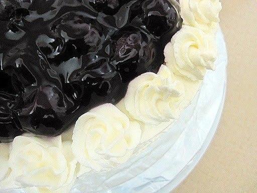 """Торт """"Белый лес"""""""