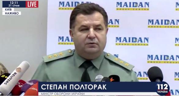 Полторак: 80% украинцев уклоняются от мобилизации