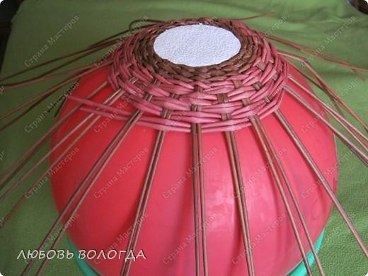 Плетение из газет. Овальные и круглые ХЛЕБНИЦЫ с крышками. Мастер-классы (31) (520x390, 186Kb)