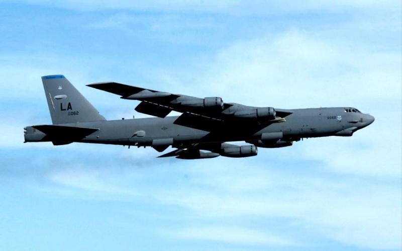 Инцидент с участием бомбардировщика ВВС США в Литве