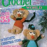 Crochet World December 1988