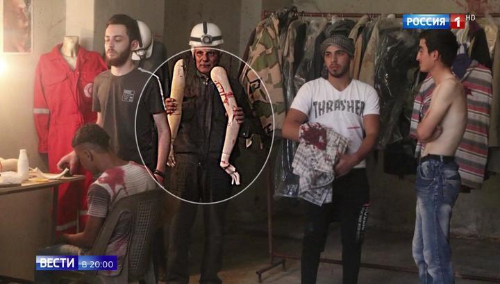 Зачем западные политики хотят эвакуировать «Белые каски» из Сирии?