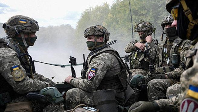 Война с Украиной начнется за…