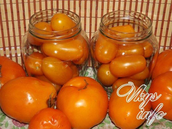 zheltye pomidory v tomate shag 1