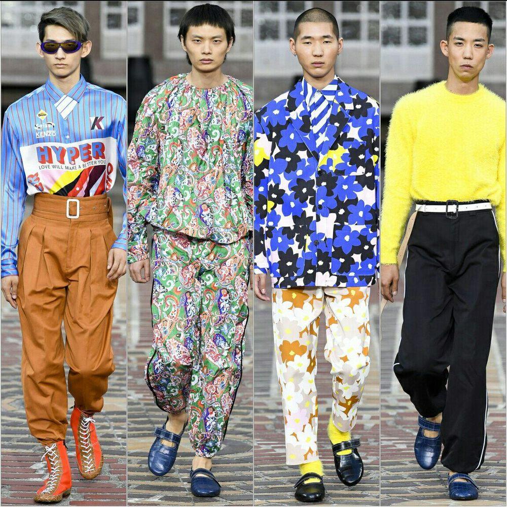Мужская мода, что ты делаешь? А-ха-ха... Прекрати