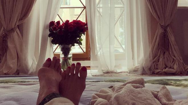 Картинки по запросу «Это же надо так любить цветы…???????? Мерзну, как цуцик, но сберегаю им жизнь…???? Мои хорошие, ну многим тут уже и косточки мои не дают покоя..????