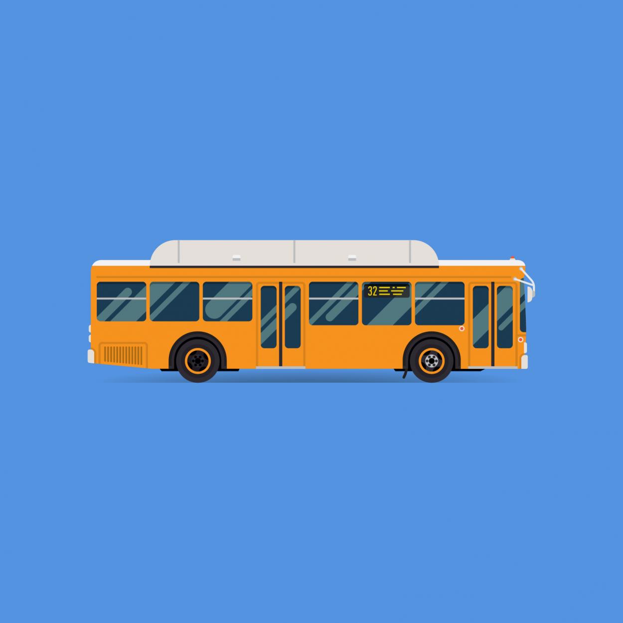 Топ-10 шуток про общественный транспорт