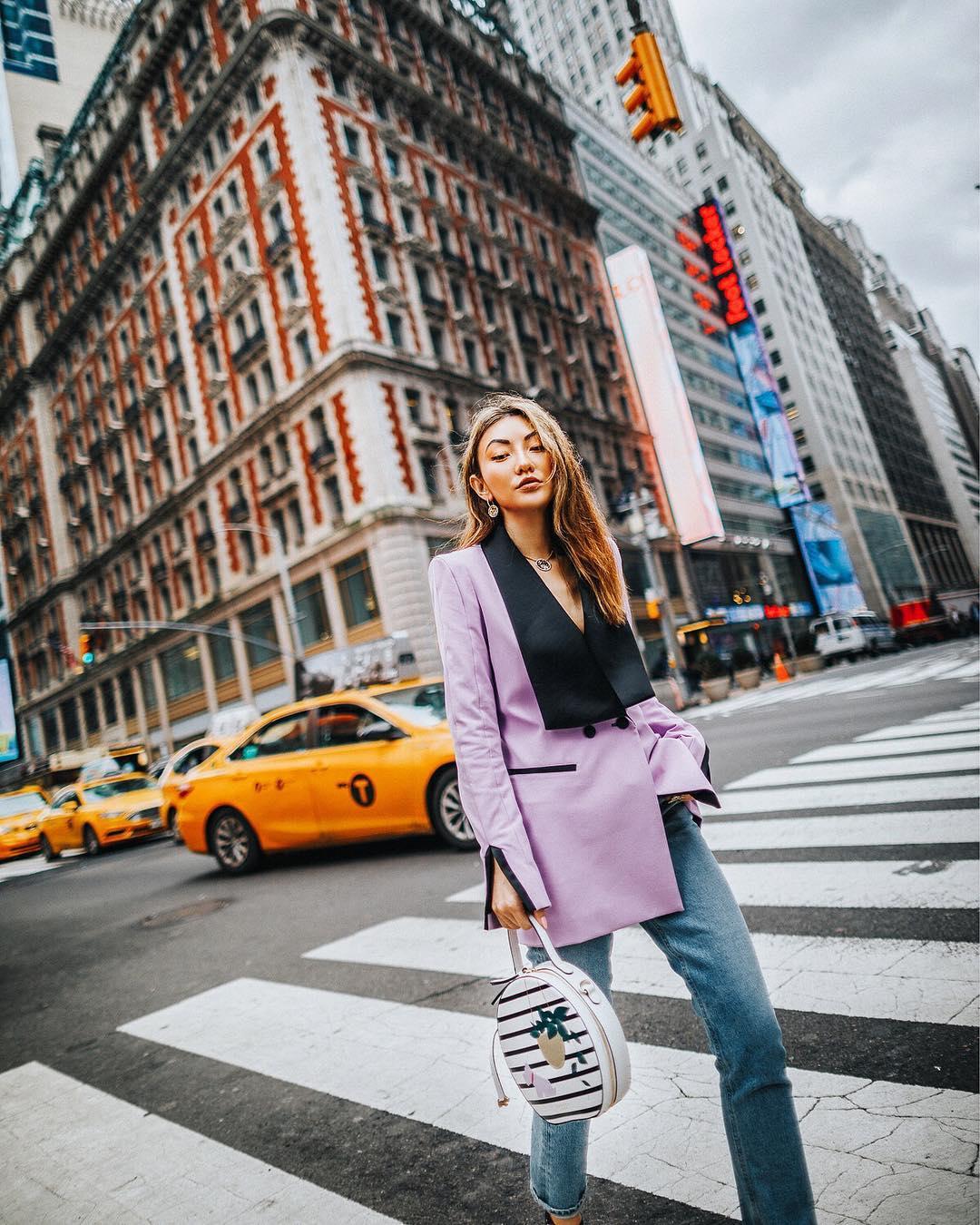 осенний уличный стиль 2019 фото 25
